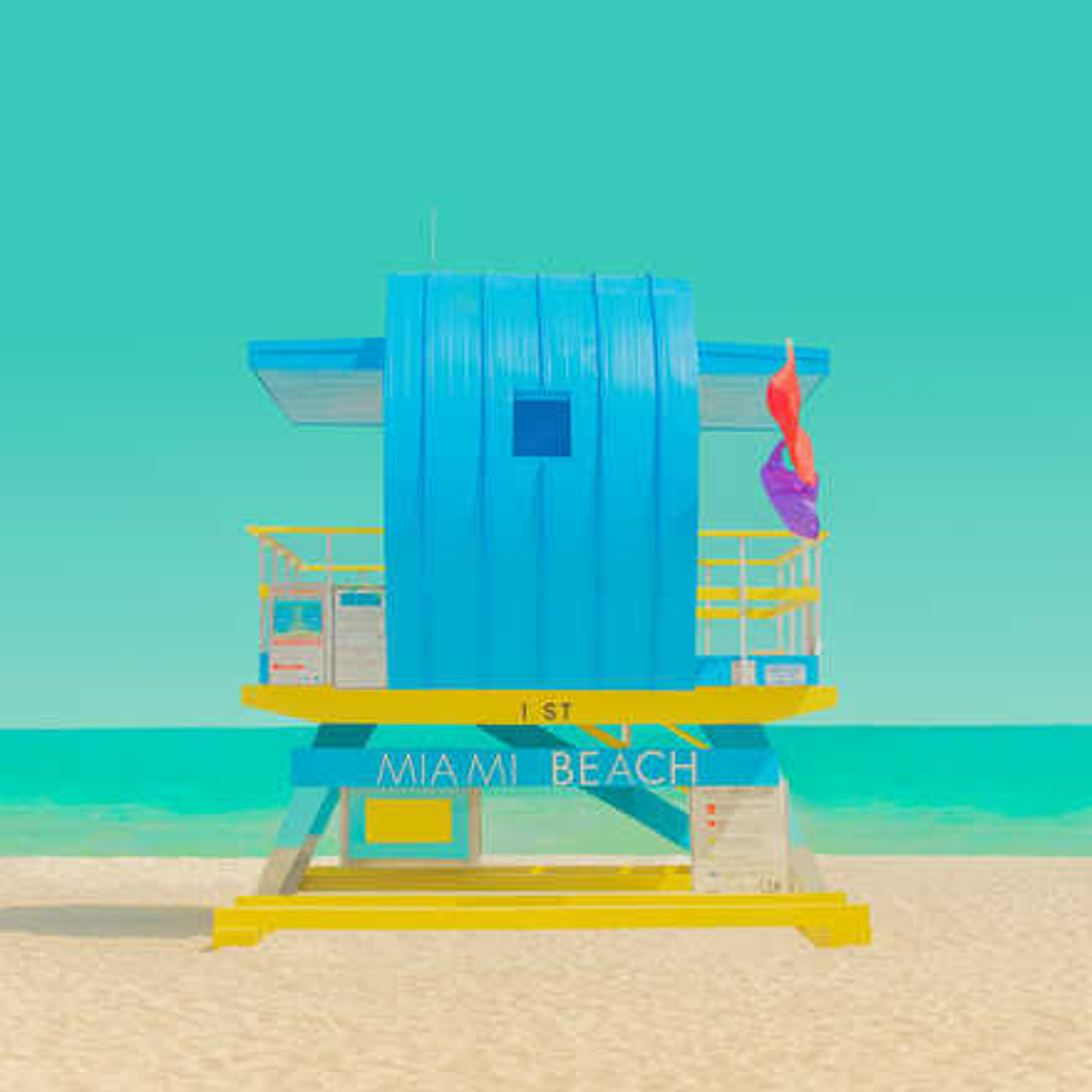 The Modern Paradise - Miami Beach 2 - Mijoo Kim & Minjin Kang