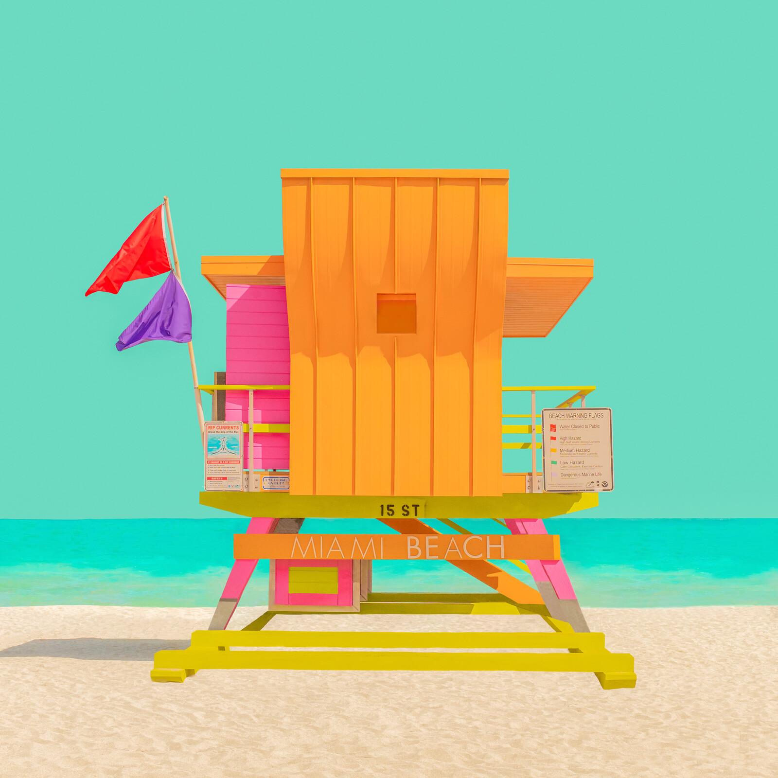 The Modern Paradise - Miami Beach 4 - Mijoo Kim & Minjin Kang