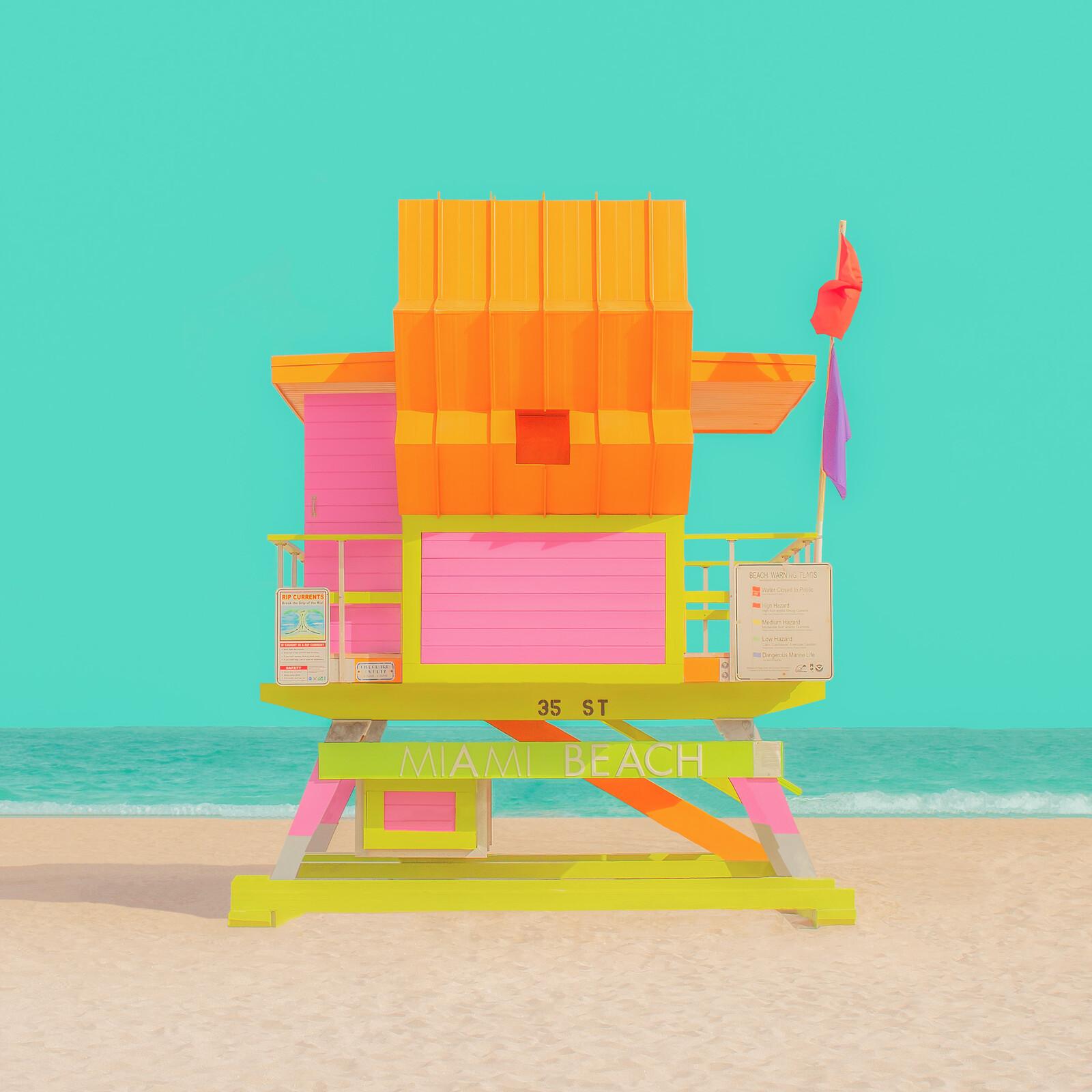 The Modern Paradise - Miami Beach 5 - Mijoo Kim & Minjin Kang