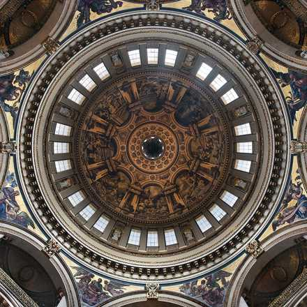 St Paul's Cathedral, London, England - Mikhail Porollo