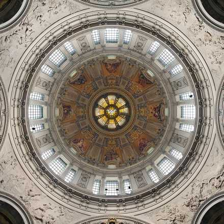 Berlin Cathedral, Berlin, Germany - Mikhail Porollo