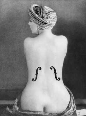 Le Violon d'Ingres, 1924 von Man Ray