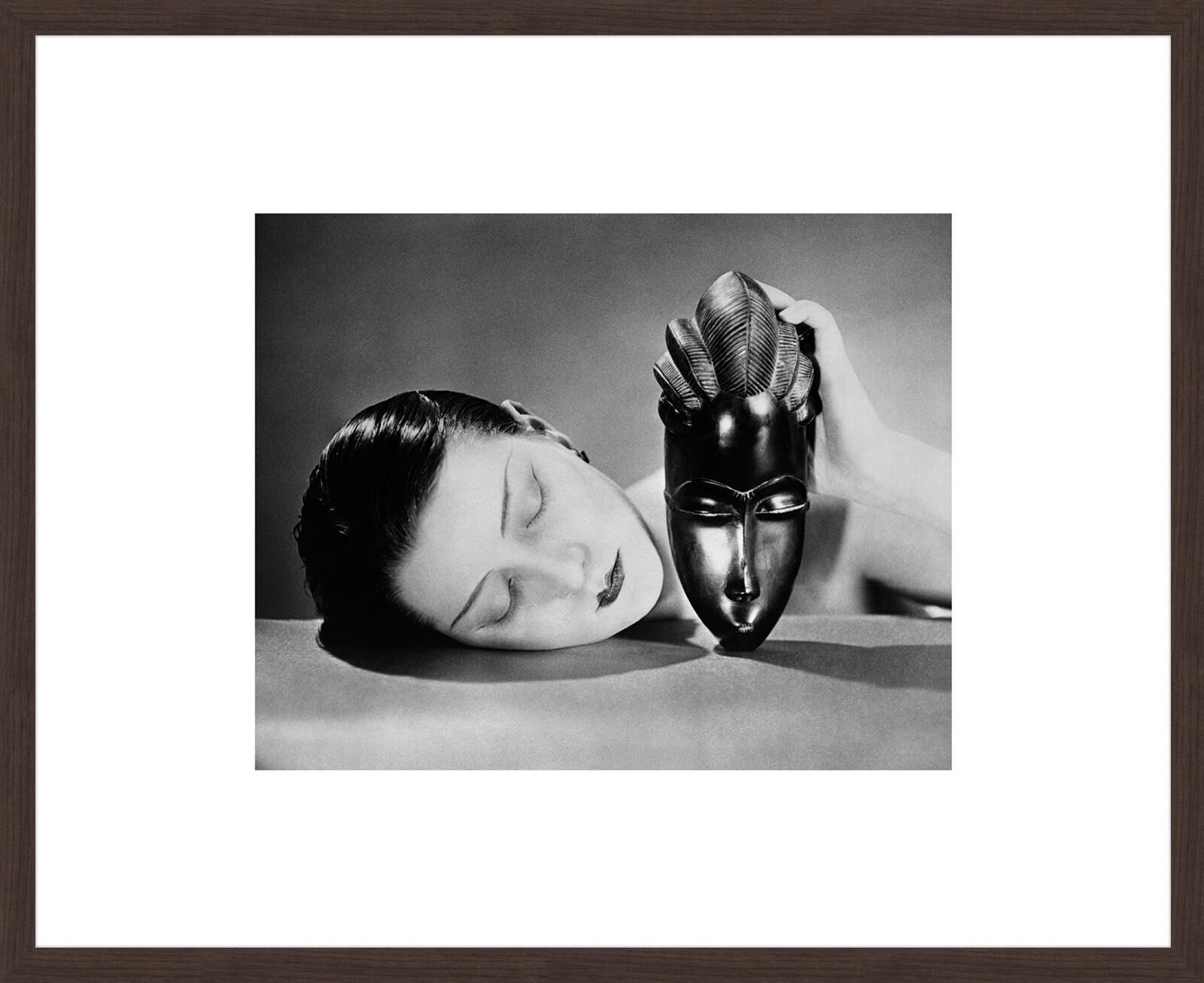 Noire et Blanche, 1924 - Man Ray