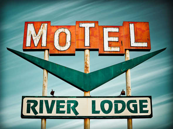 River Lodge Motel - Marc Shur
