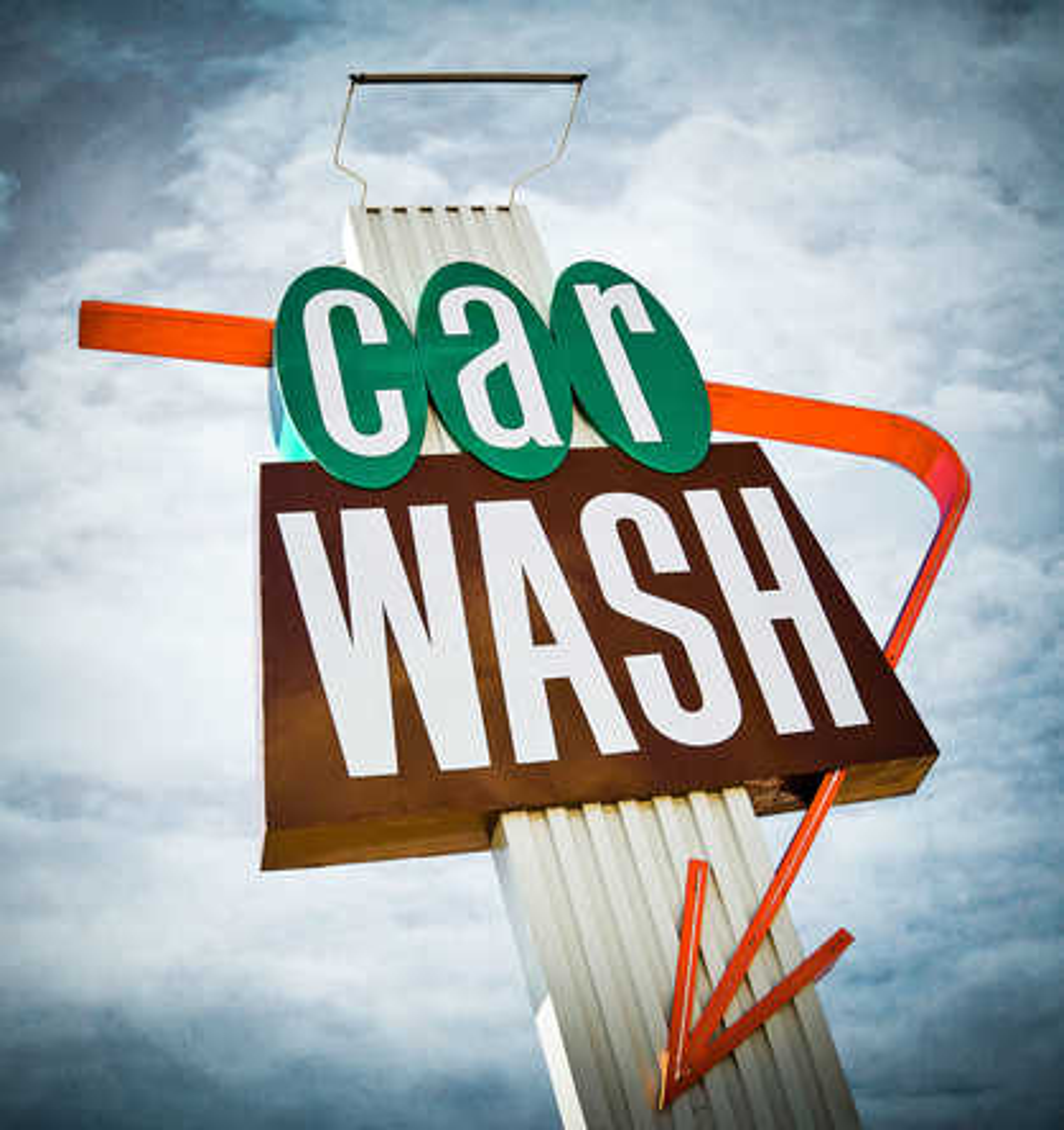 Lakeside Car Wash - Marc Shur