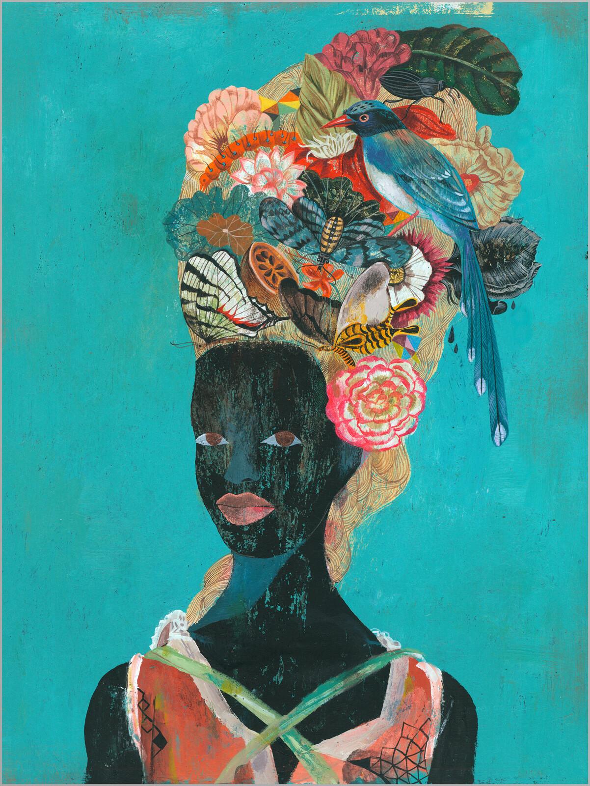 Black Antoinette - Olaf Hajek
