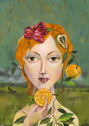 Oranges are not the only Fruit - Olaf Hajek