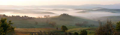 Pienza Gold de Peter Adams