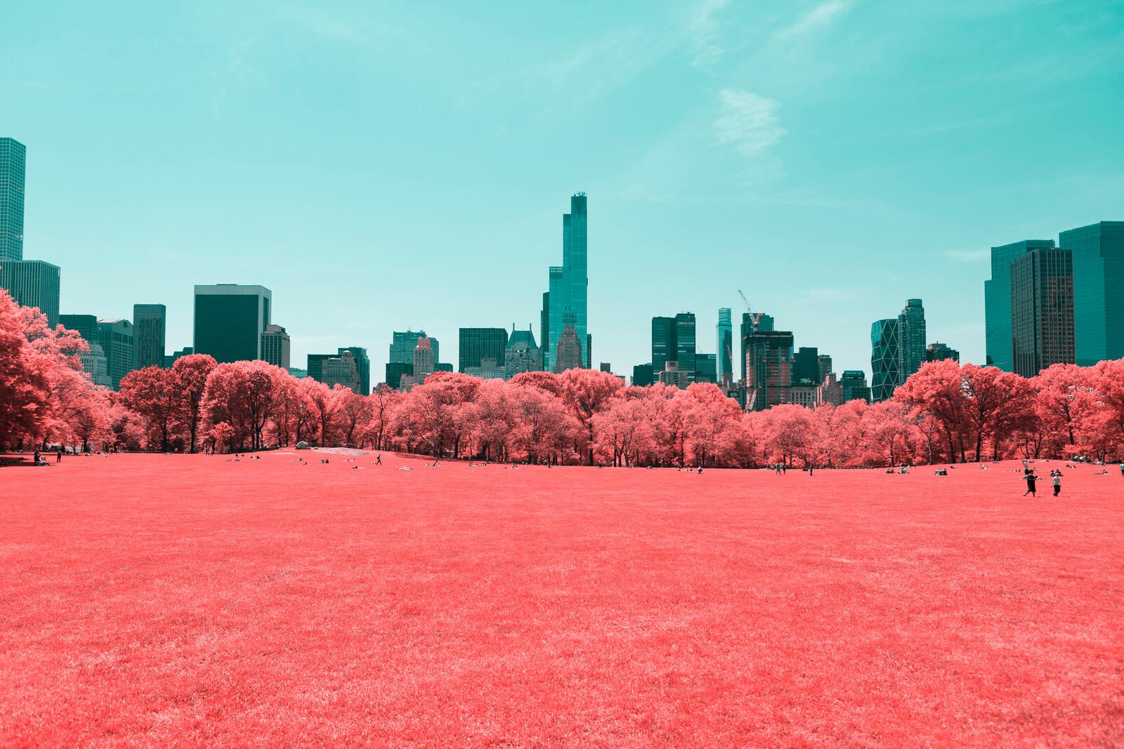 Infrared NYC II - Paolo Pettigiani