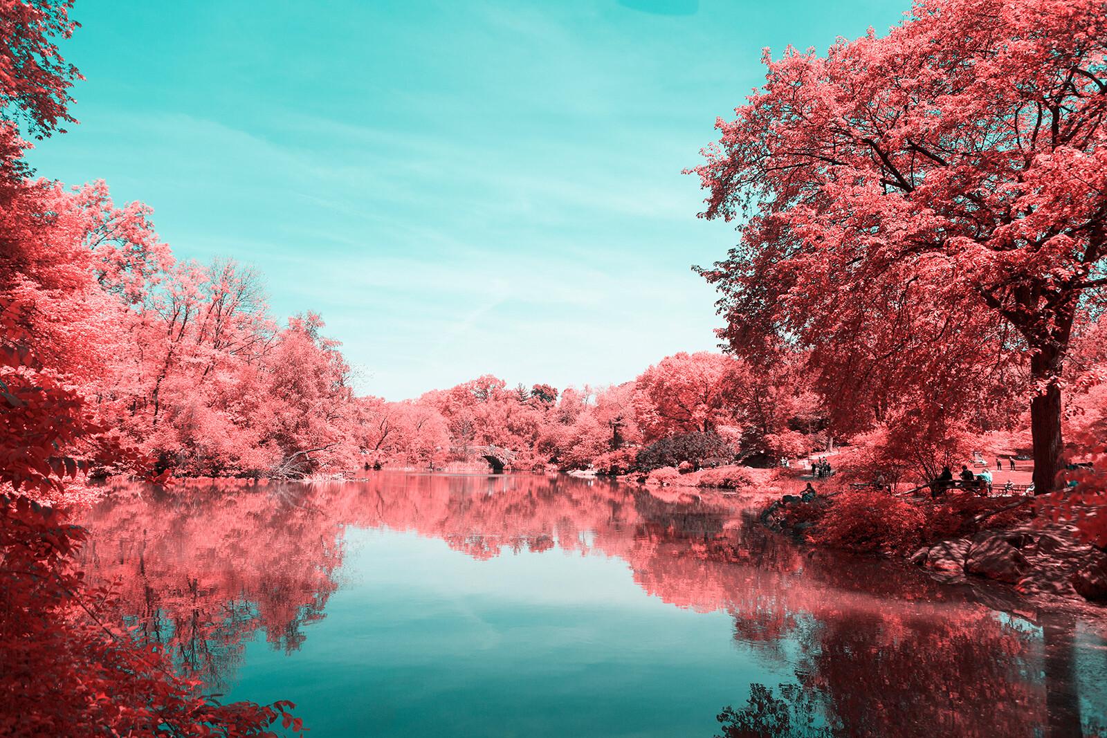 Infrared NYC III - Paolo Pettigiani