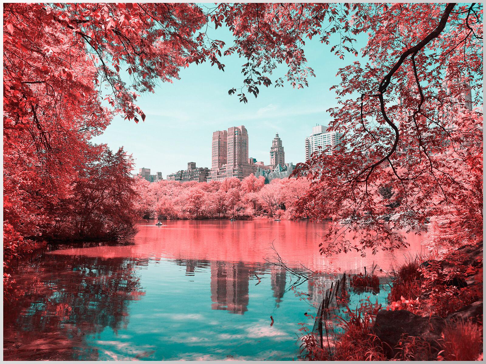 Infrared NYC I - Paolo Pettigiani