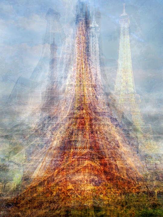 The Eiffel Tower von Pep Ventosa