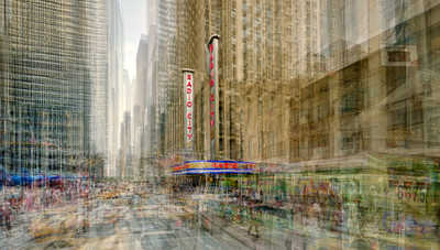 Radio City Hall von Pep Ventosa