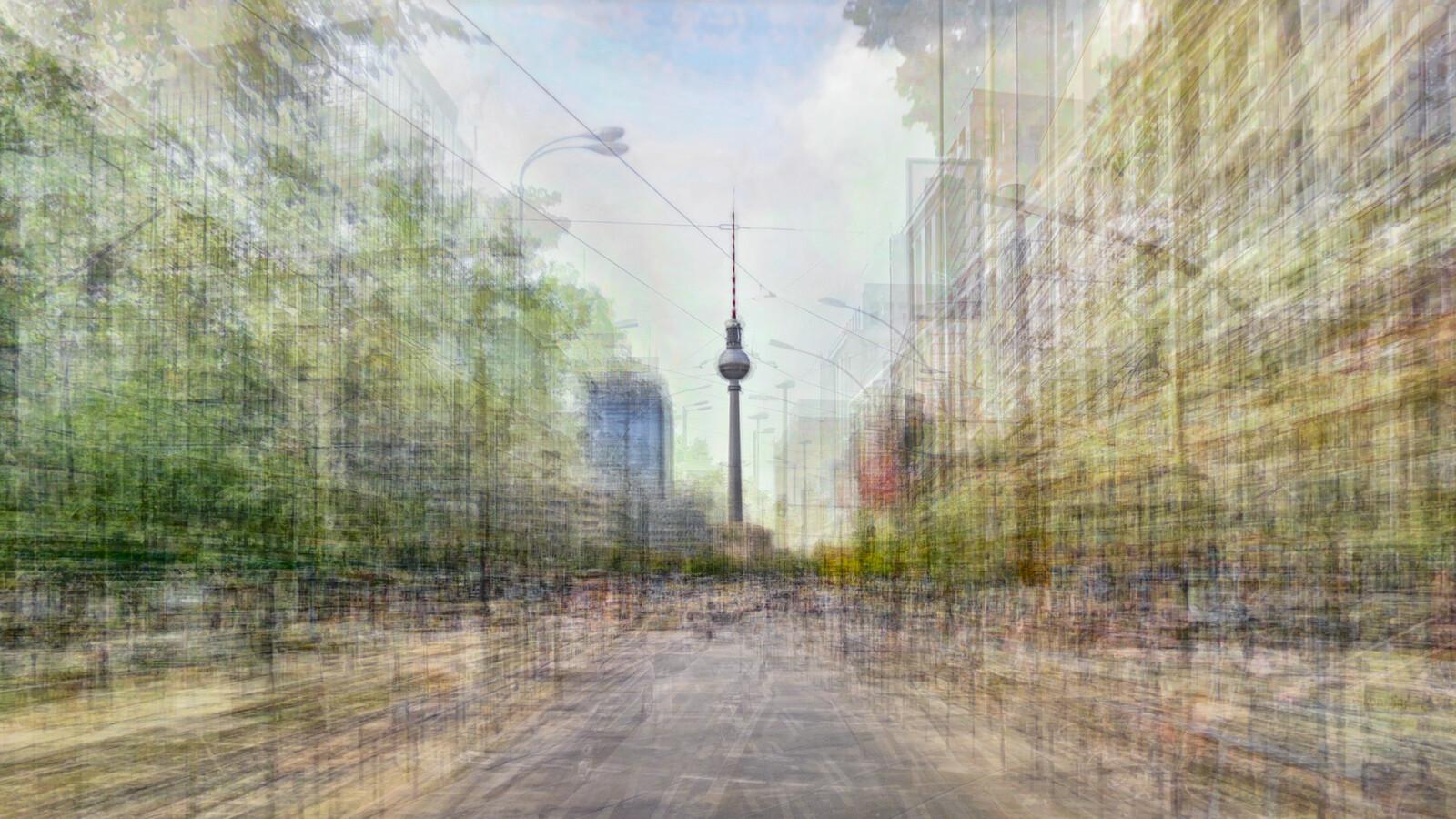 Prenzlauer Allee, Berlin - Pep Ventosa