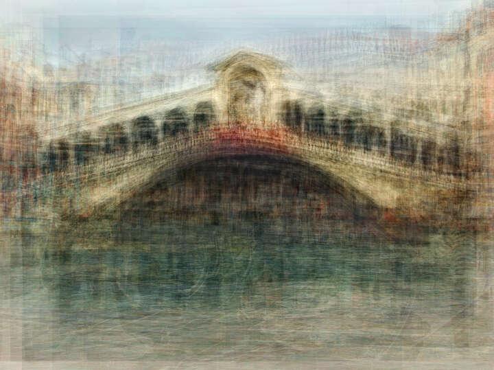 Il Ponte di Rialto von Pep Ventosa