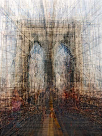 The Brooklyn Bridge - Pep Ventosa