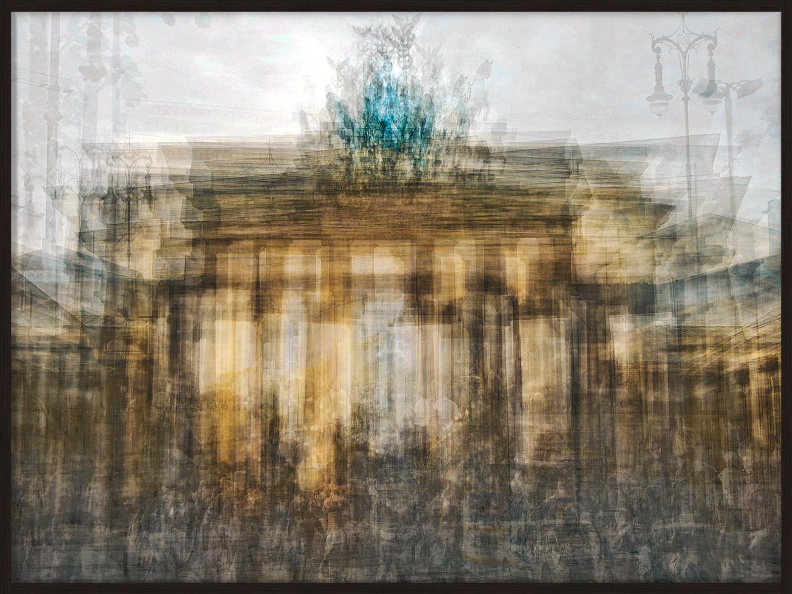 The Brandenburg Gate - Pep Ventosa