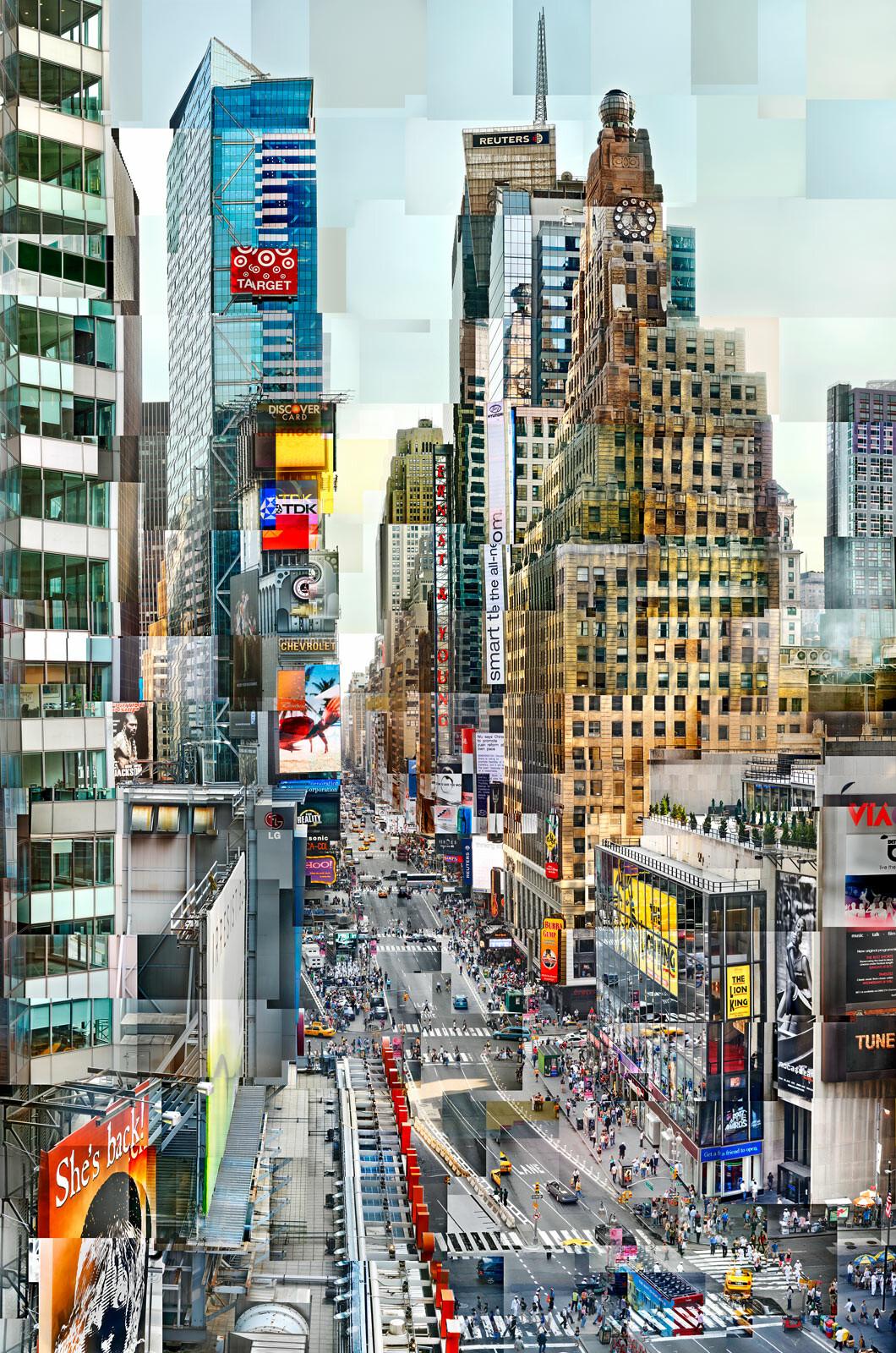 Times Square - Pep Ventosa