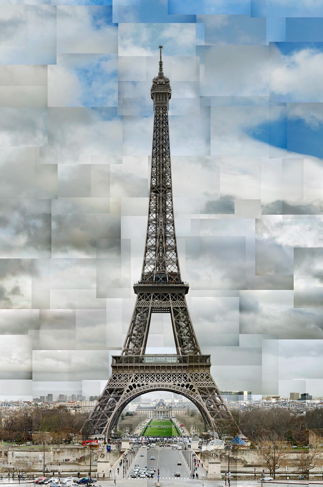 La Tour Eiffel - Pep Ventosa