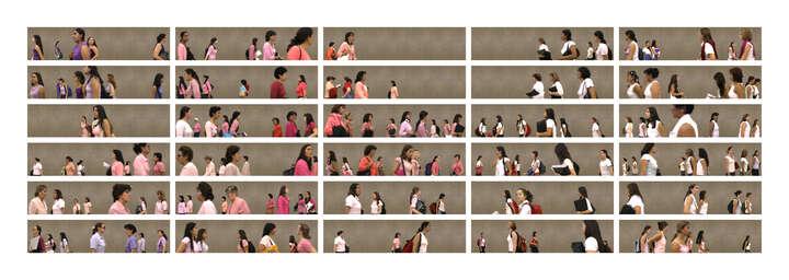 Baquedano I von Pablo Zuleta Zahr