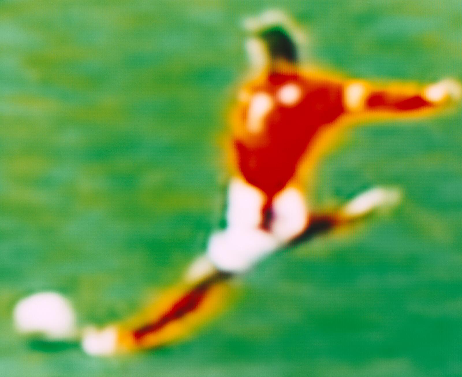 David Beckham England v Nigeria 0 - 0 (Group stage) 12.06.2002, Nagai Stadium, Osaka, Japan - Robert Davies