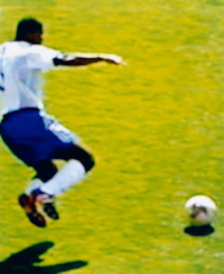 Marcel Desailly France v Denmark 0 - 2 (Group Stage) 11.06.2002, Incheon Munhak Stadium, Incheon, South Korea