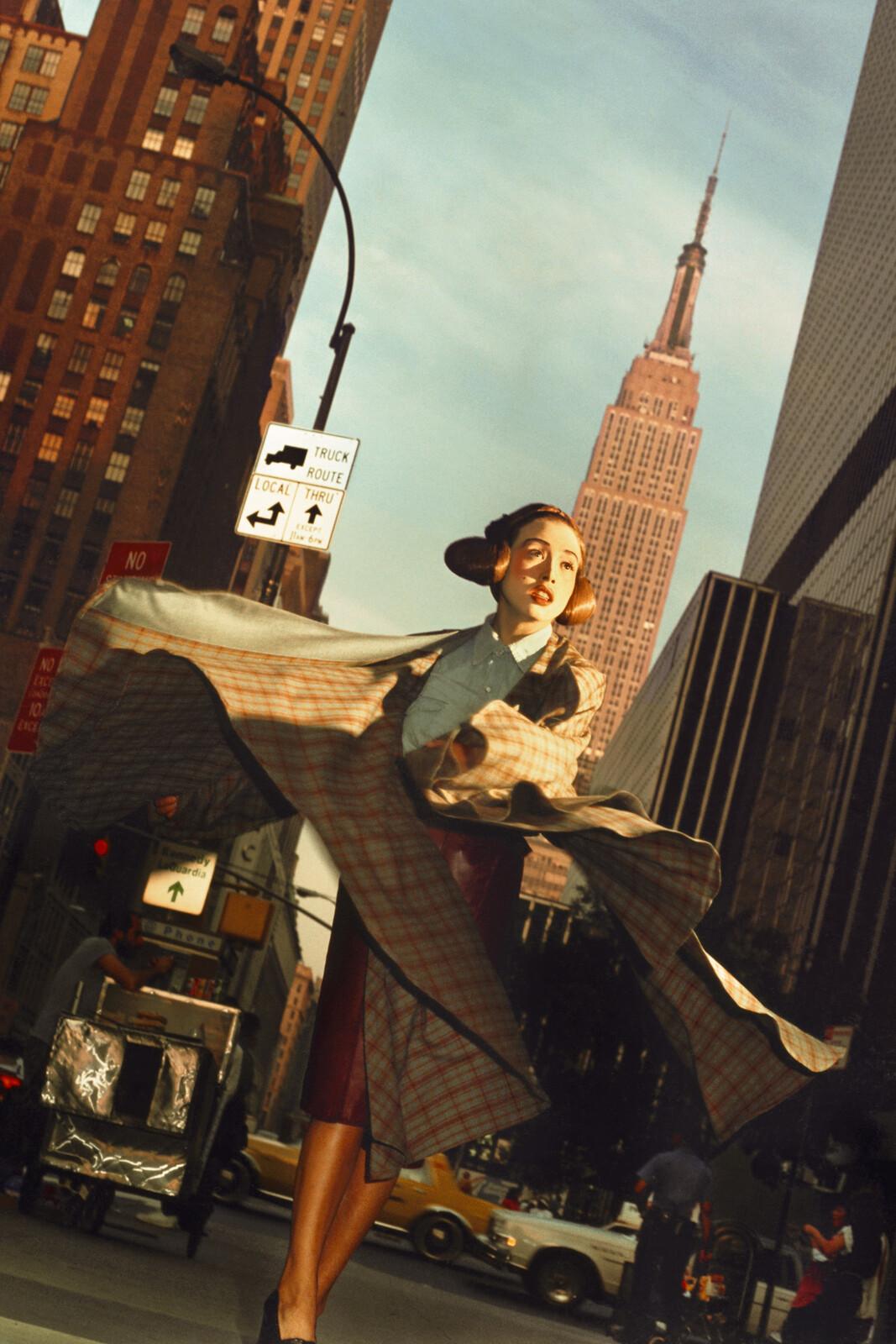 New York, Scene 1 - Rafael Fuchs