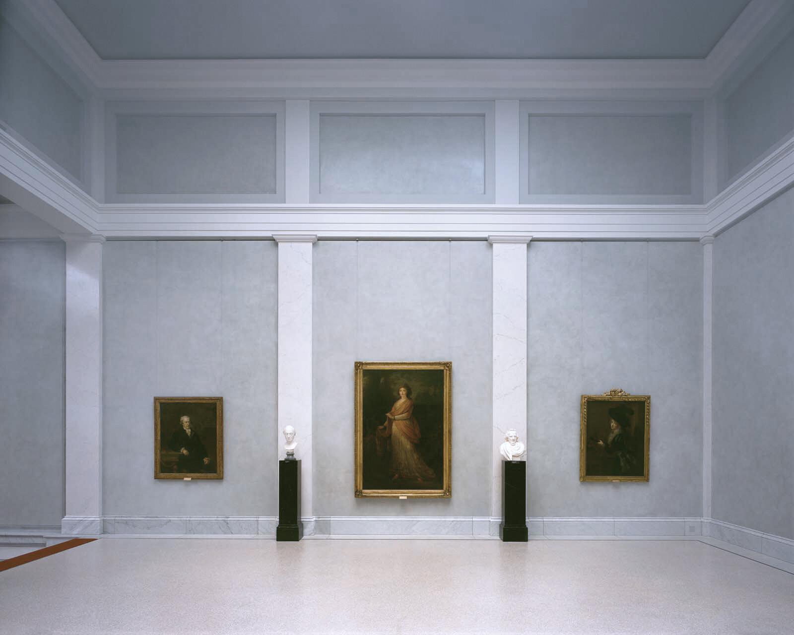 Alte Nationalgalerie, Halle  - Reinhard Görner