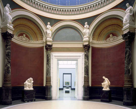 Alte Nationalgalerie, Rotunde II