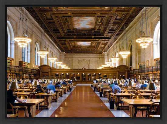 New York, Public Library