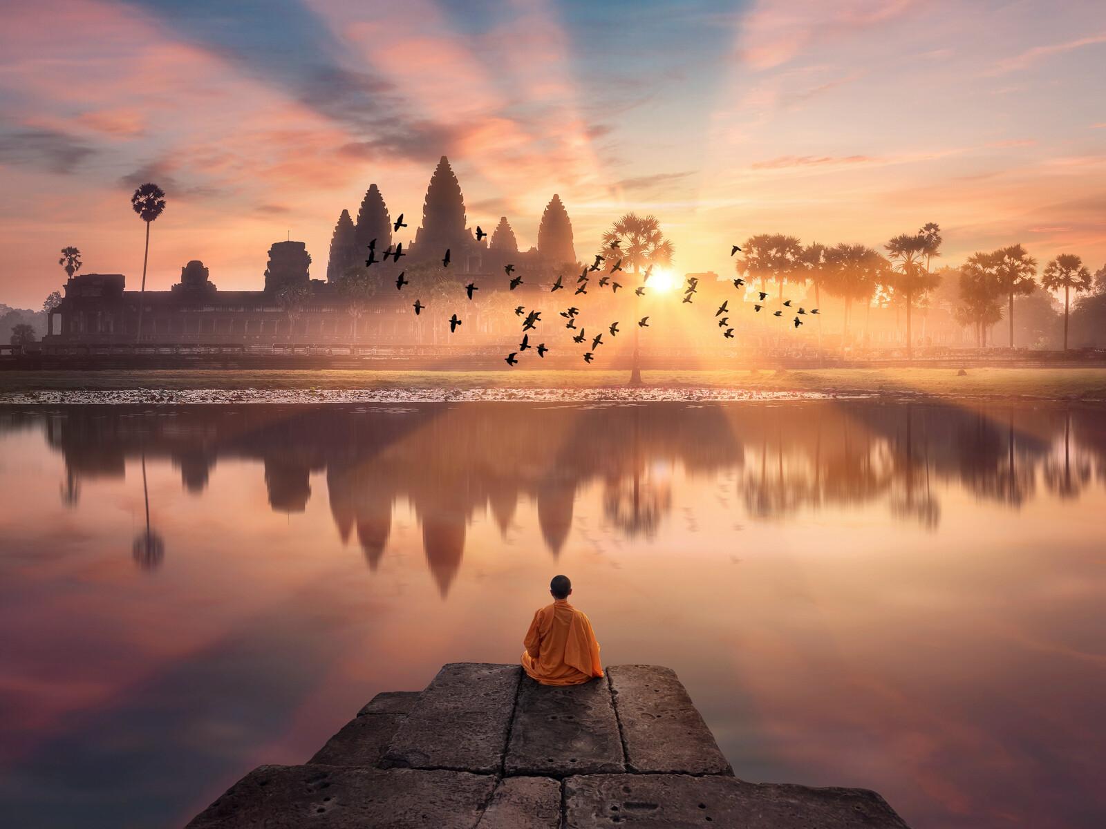 Angkor Wat - Robert Jahns