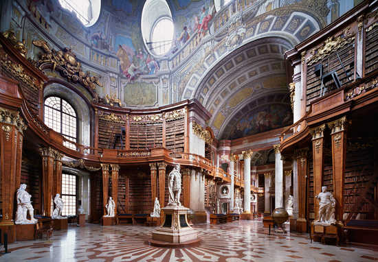 Nationalbibliothek Wien