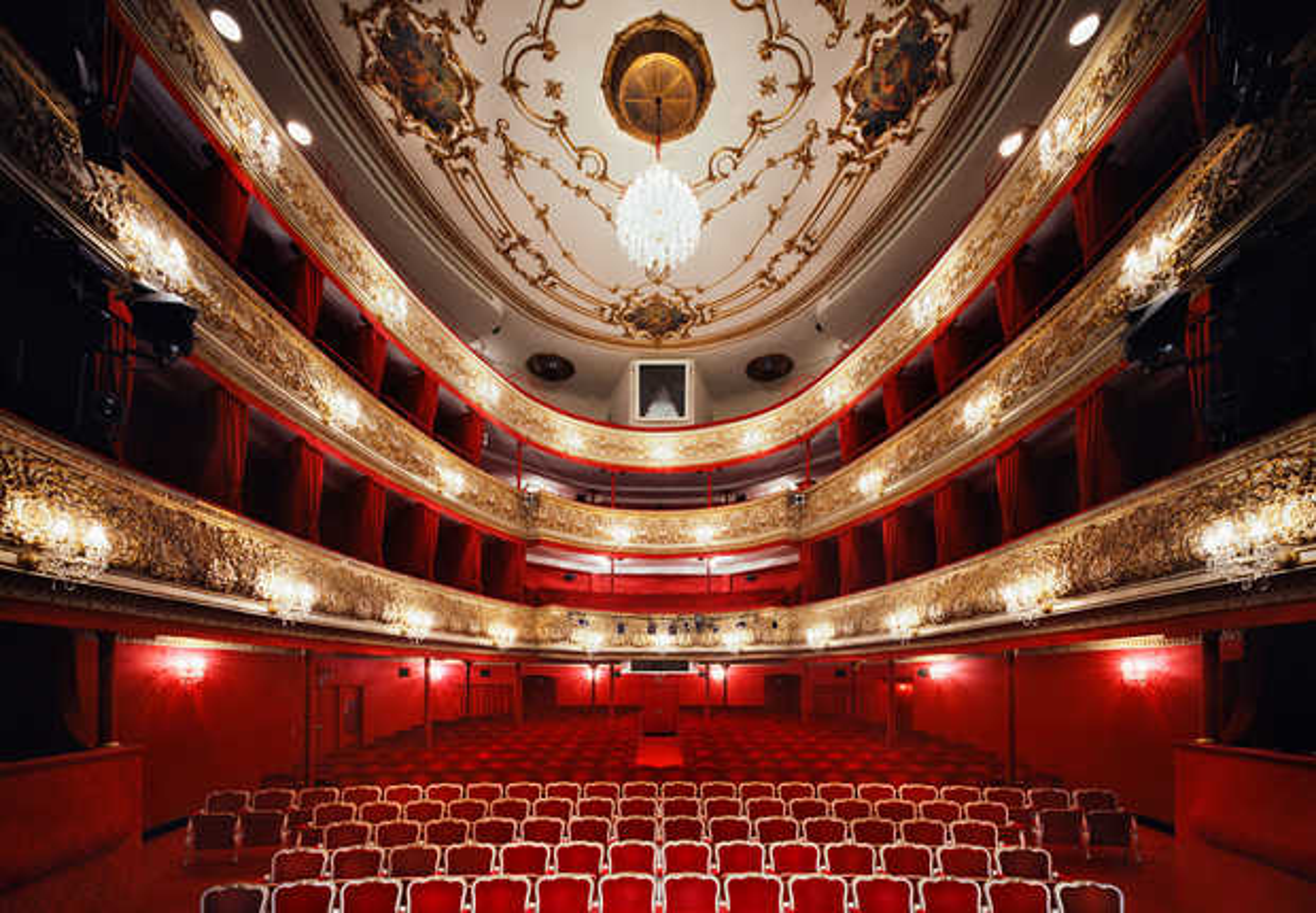 Theater in der Josefstadt Wien - Rafael Neff