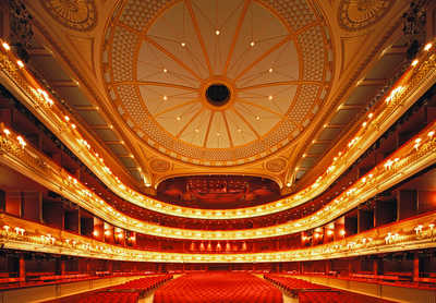Royal Opera House London by Rafael Neff