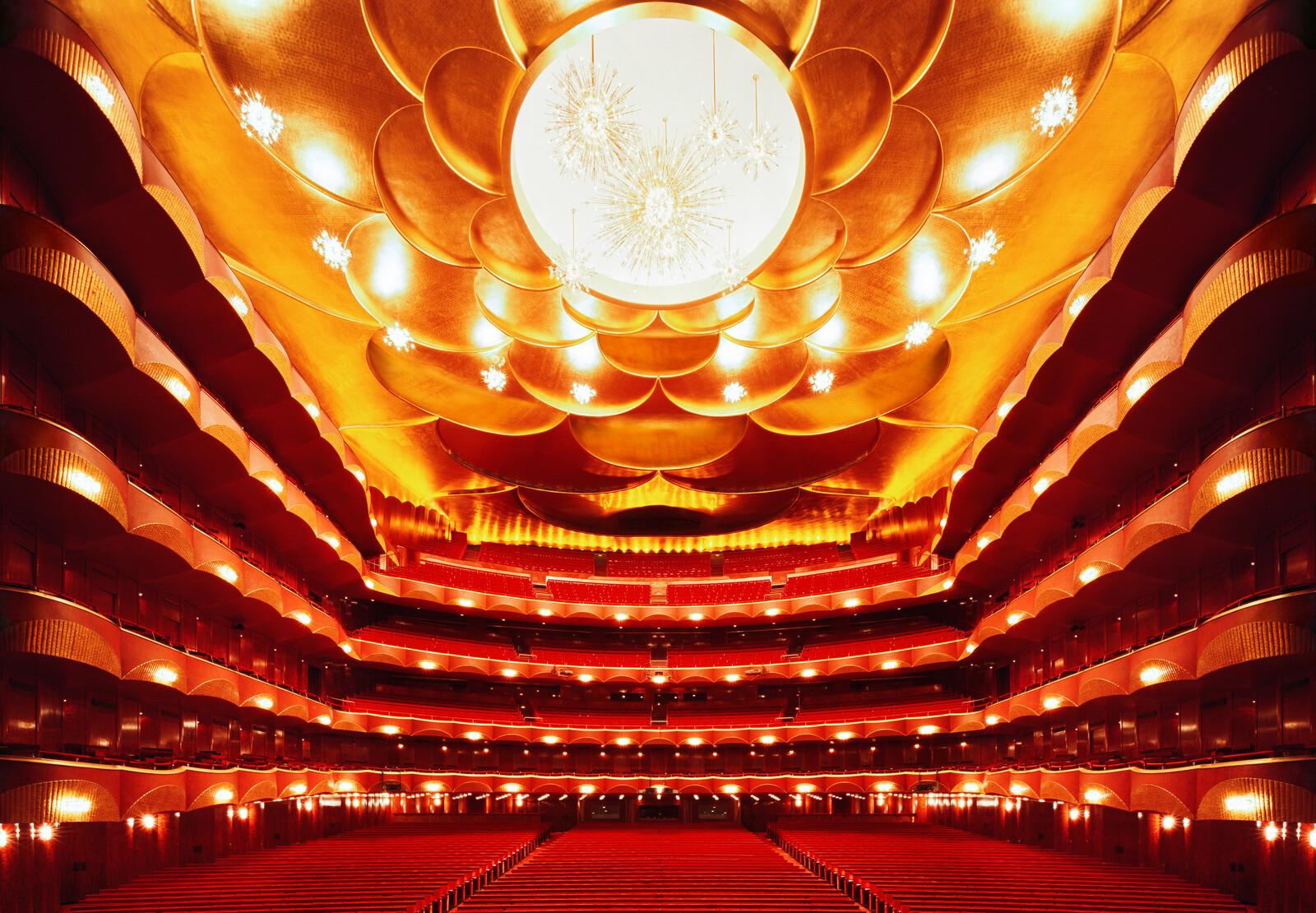 Metropolitan Opera New York City - Rafael Neff