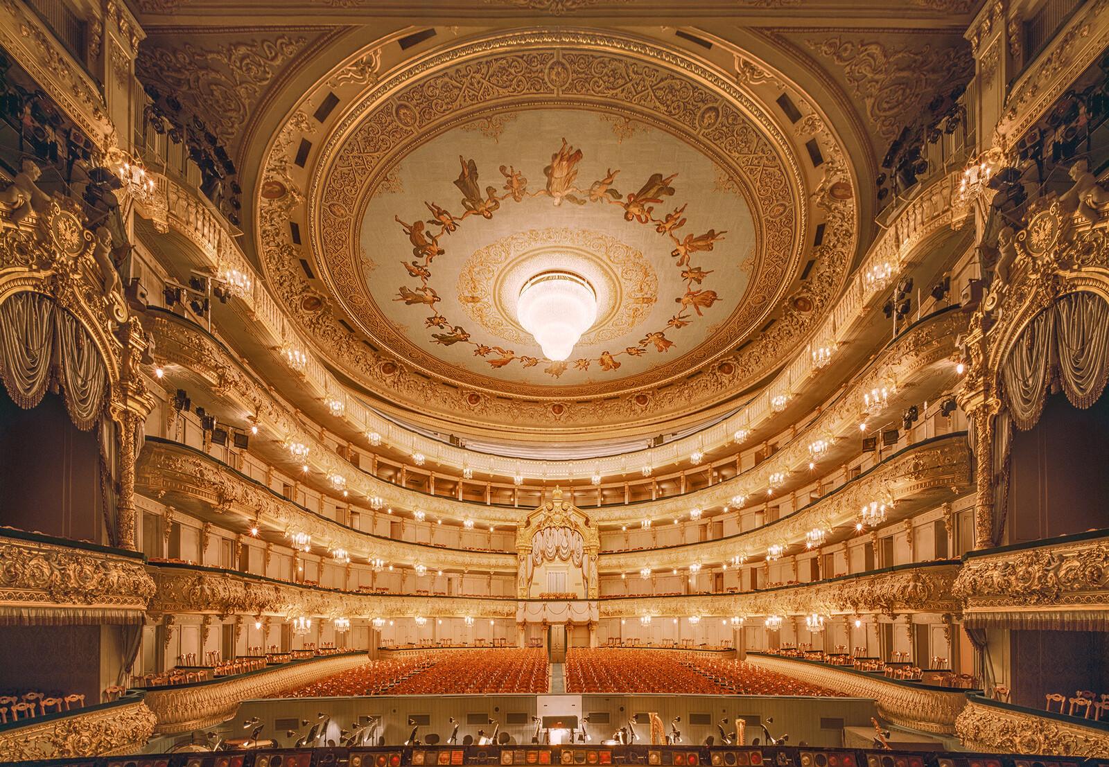 Mariinski Theater - Rafael Neff