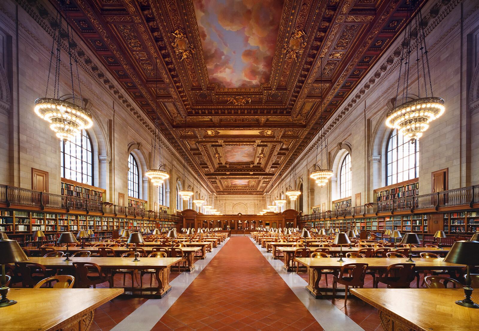 New York Public Library - Rafael Neff