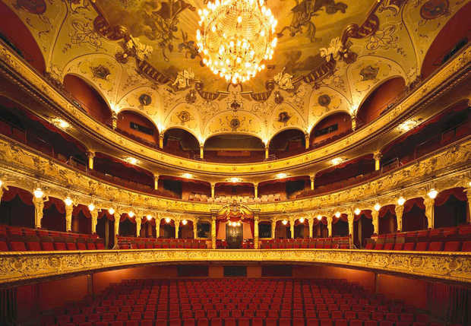 Staatstheater Wiesbaden - Rafael Neff
