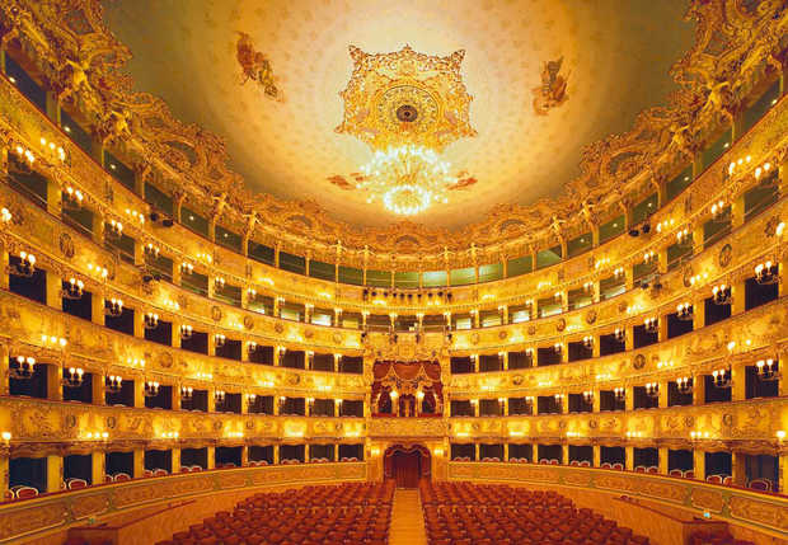 Gran Teatro La Fenice di Venezia - Rafael Neff