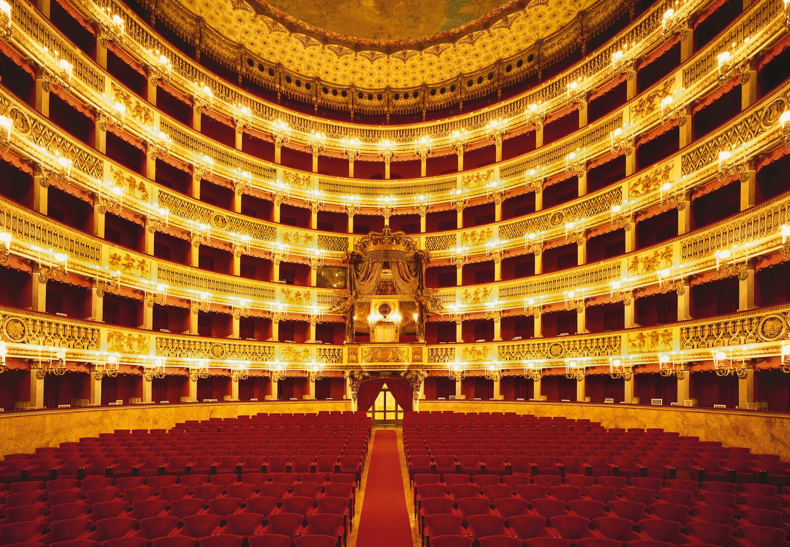 Teatro di San Carlo Napoli - Rafael Neff