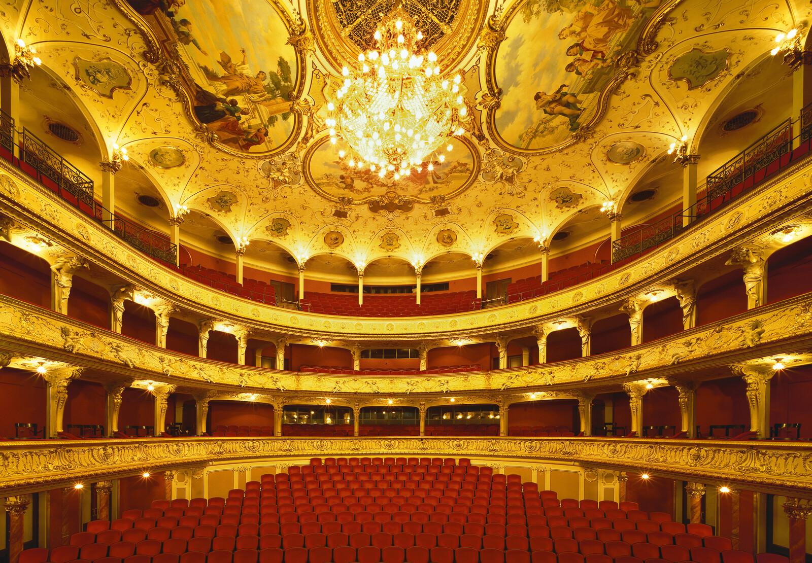 Opernhaus Zürich - Rafael Neff