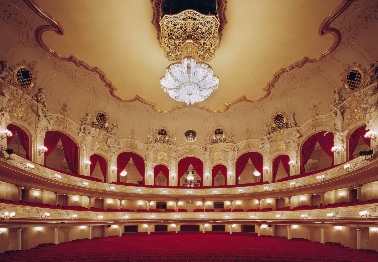 Komische Oper Berlin - Rafael Neff