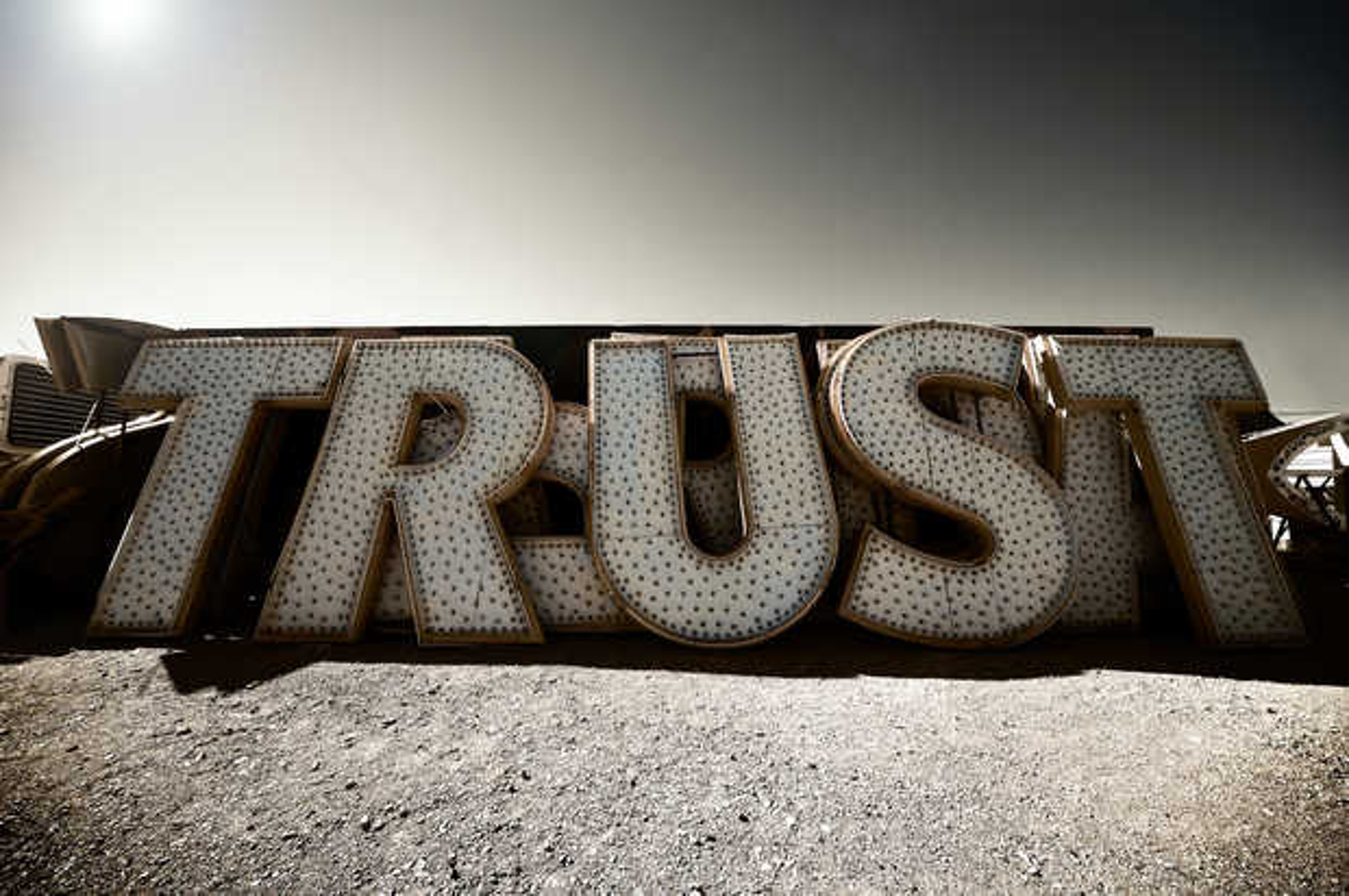 TRUST - Ralph Richter