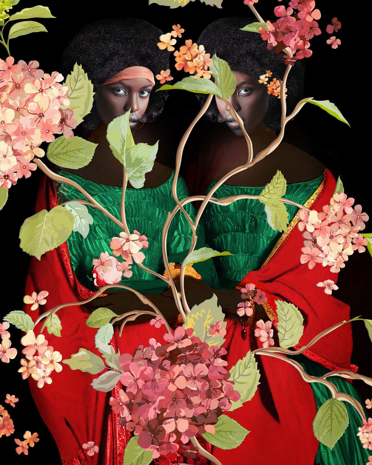 Black Twins - Rachel Witzman