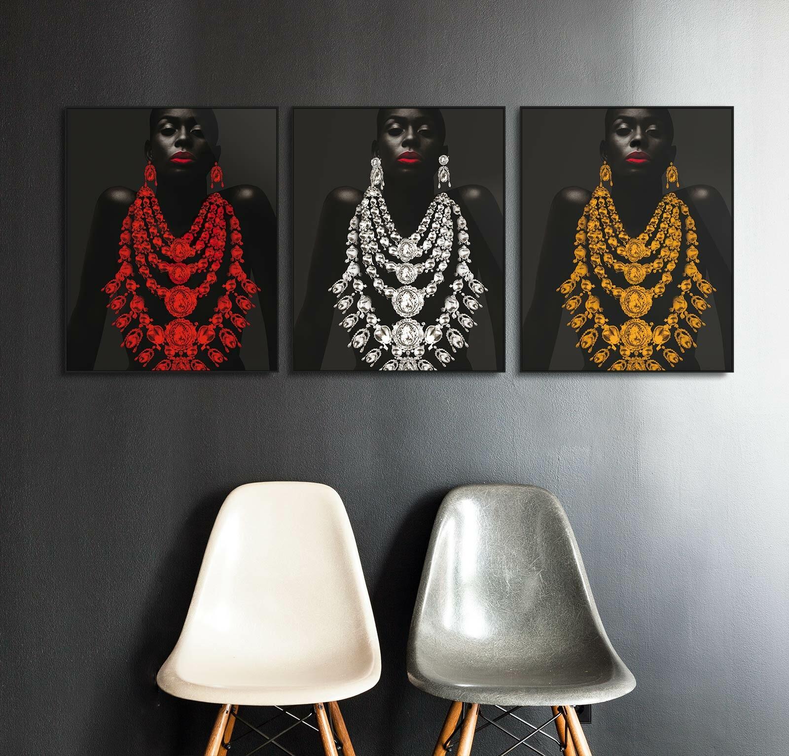 Jama Triptych - Rachel Witzman