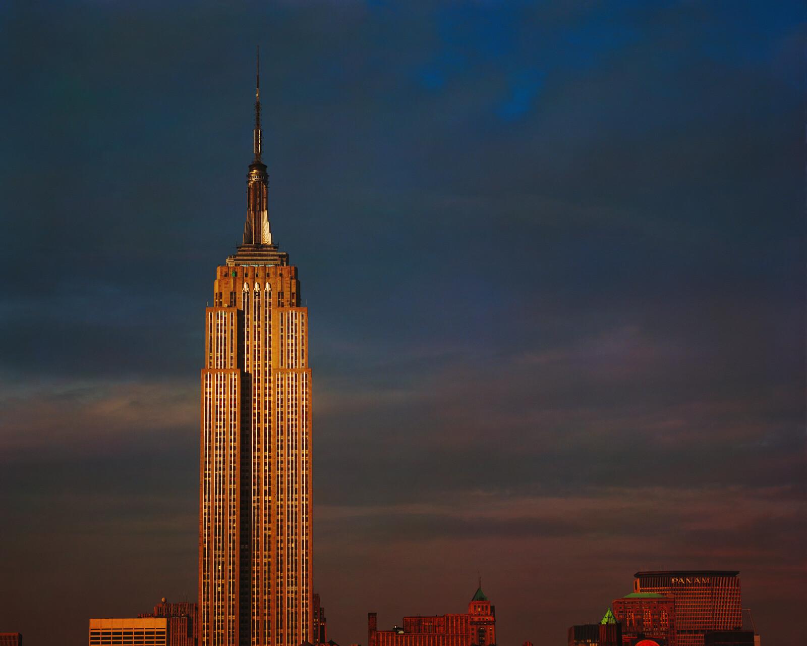 Empire State Building - Reinhart Wolf