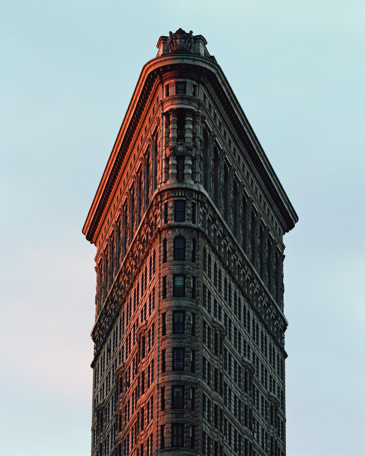 Flatiron Building - Reinhart Wolf