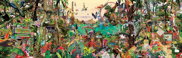 Jungle von Sanda Anderlon
