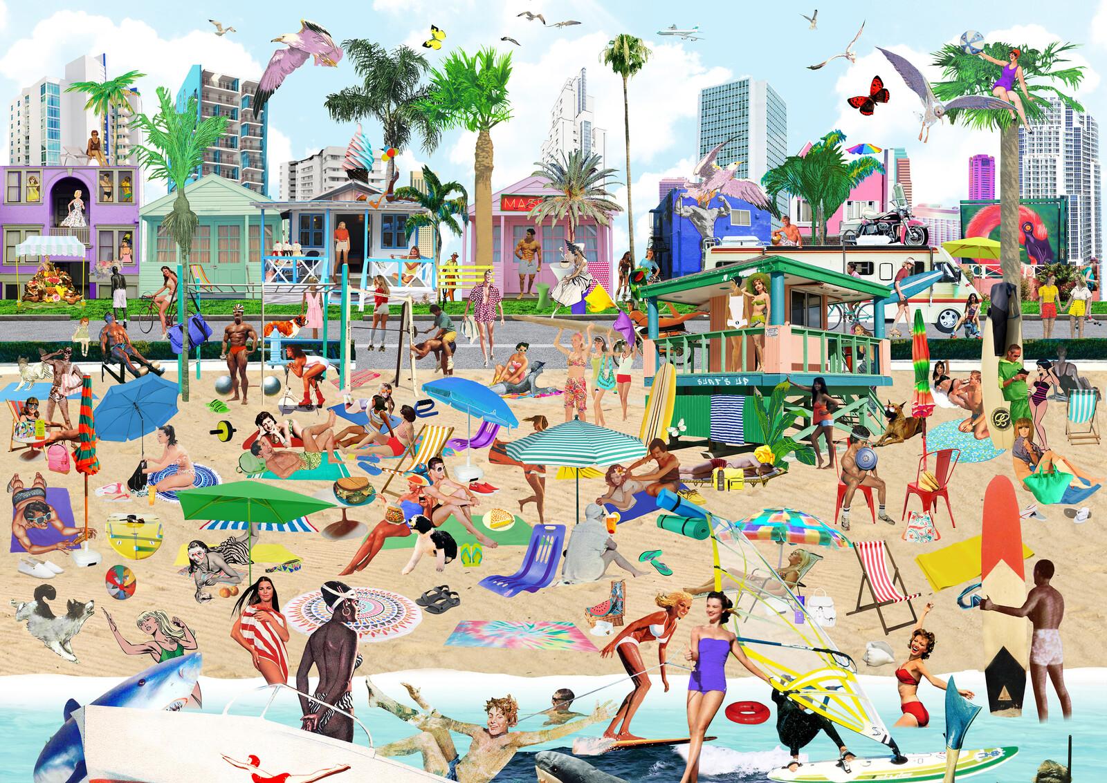 Venice Beach - Sanda Anderlon