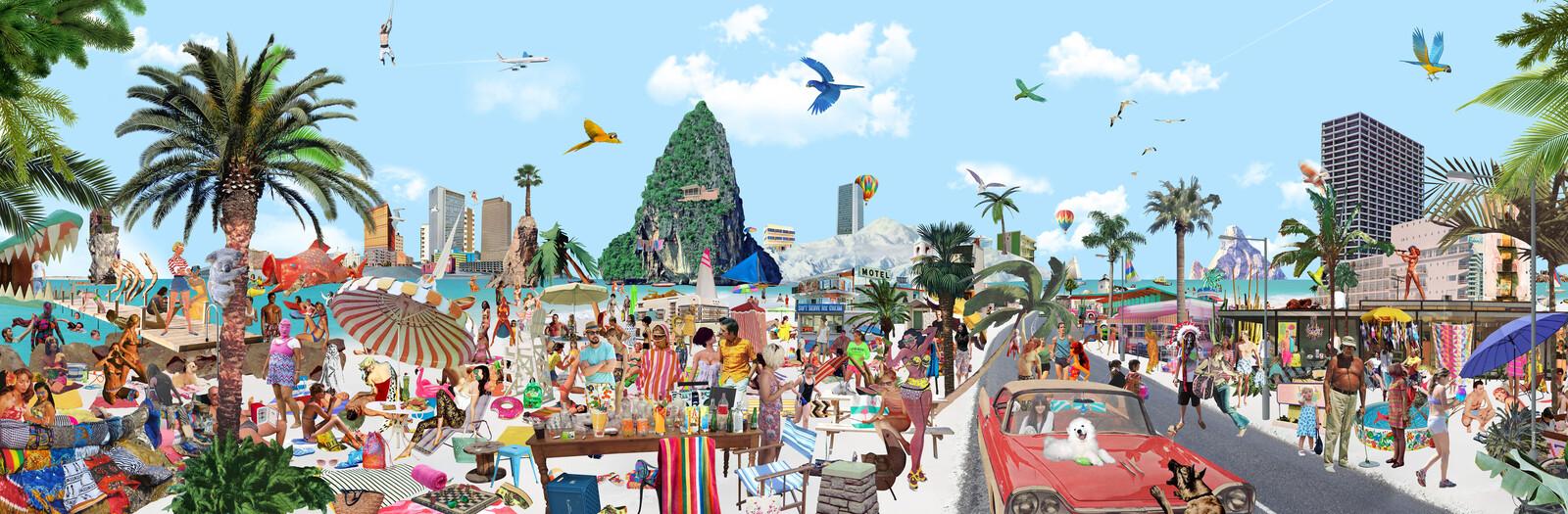 Summer - Sanda Anderlon